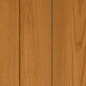 Amber Oak Paneling - Laminated