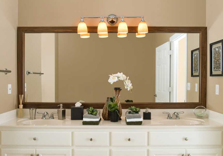 Wakefield Mirror Frame by NewEnglandClassic