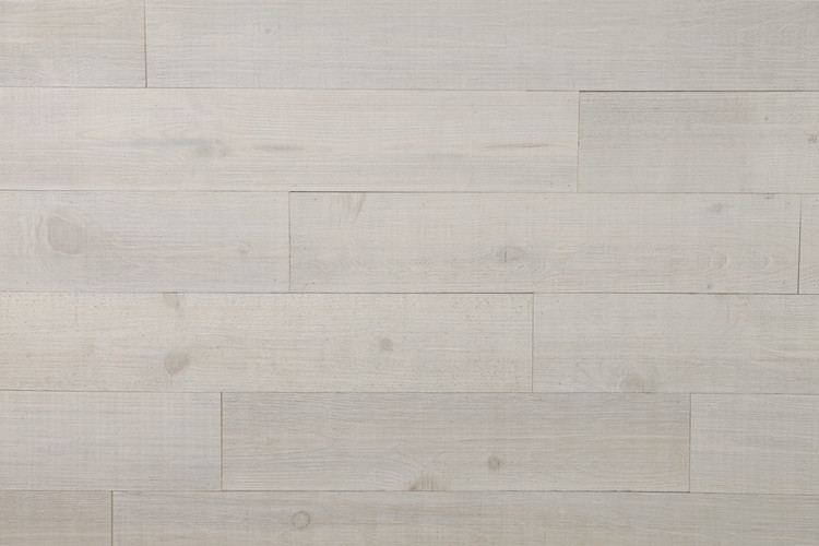 Classic Rustic Planking shown in Weathered White