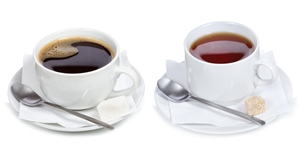 Coffee and tea labels need to be informative, accurate and eye-catching. This can be achieved with a VIPColor VP485 color label printer.