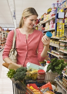Specialty food labels can be created in mass quantity with a VIPColor VP485 color label printer