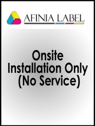 Afinia L801 Onsite Installation Only (No Service)