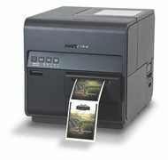 """SwiftColor 4"""" Pigment Inkjet Color Label Printer 