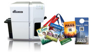"""SwiftColor 4"""" Oversized Color Credential Printer 