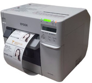 Epson TM-C3500 Color Name Badge Printer with 3 year warranty