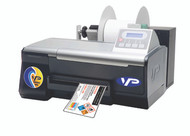 The VIPColor VP495 printer guarantees high-quality color printing on GHS labels.