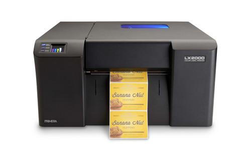 Lx Color Label Printer Review