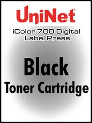 UniNet iColor 700 Black Toner Cartridge