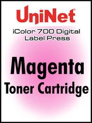 UniNet iColor 700 Magenta Toner Cartridge