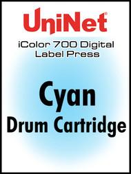 UniNet iColor 700 Cyan Drum
