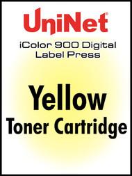 UniNet iColor 900 Yellow Toner Cartridge