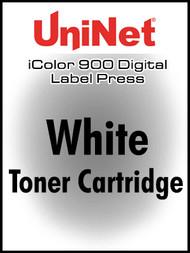 UniNet iColor 900 White Toner Cartridge