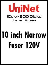 UniNet iColor 900 Fuser 120V - 10 inch Narrow