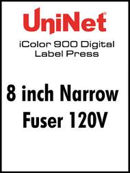 UniNet iColor 900 Fuser 120V - 8 inch Narrow