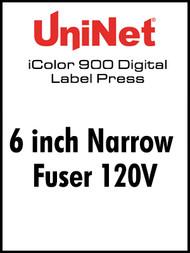UniNet iColor 900 Fuser 120V - 6 inch Narrow