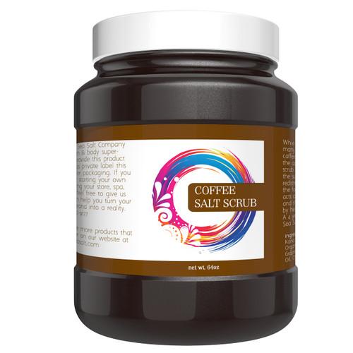 Decadent Anti-Cellulite Coffee Scrub - 64 oz.