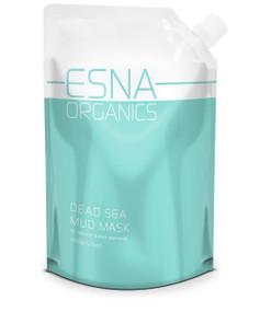 Esna Organics All Natural Dead Sea Black Mud Mask - 24oz