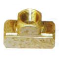Brass Tee 2072