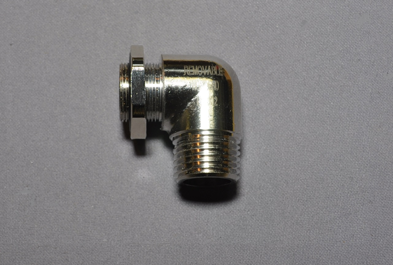 EZ-203 EZ Silver 1-18 UNF Thread Size Oil Drain Valve