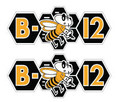 B-12 Allis Chalmers Bee decals