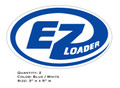 EZ Loader Boat Trailer Decal