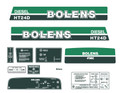 Bolens HT24D Decal Kit