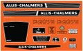 Allis Chalmers B-207E Decal Kit