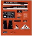 Allis Chalmers 608 LTD Decal Kit
