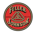 Fuller Johnson Motor Decal
