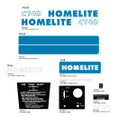 Homelite CT-10 decal kit