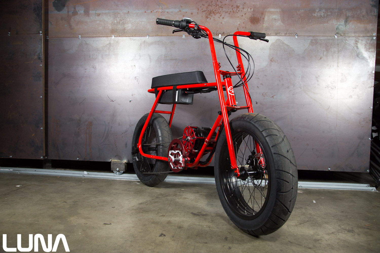 Luna Cycle Super Banana Ebike Racing Edition Luna Cycle