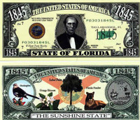 Florida State Novelty Bill