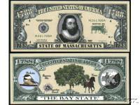 Massachusetts State Novelty Bill