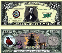 Michigan State Novelty Bill