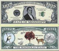 Mississippi State Novelty Bill