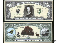 New Jersey State Novelty Bill