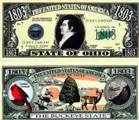 Ohio State Novelty Bill
