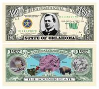 Oklahoma State Novelty Bill