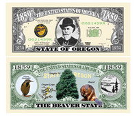 Oregon State Novelty Bill