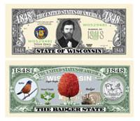 Wisconsin State Novelty Bill