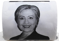 Hillary Clinton Toilet Paper Rolls-SINGLE ROLL PRICING