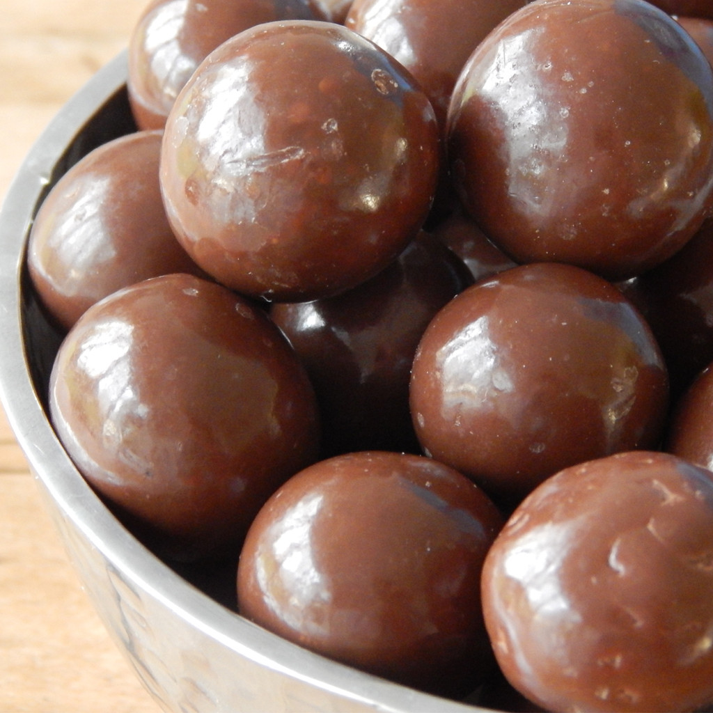 Chocolate Jumbo Malted Milk Balls