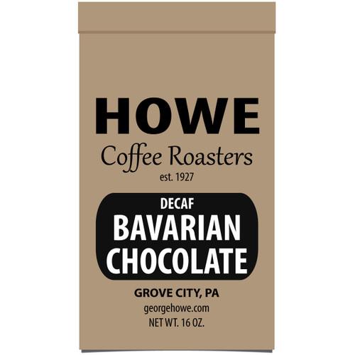 Decaf Bavarian Chocolate 1 lb. bag