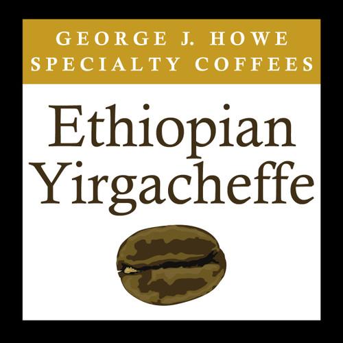 Ethiopian Yirgacheffe 12 oz. bag