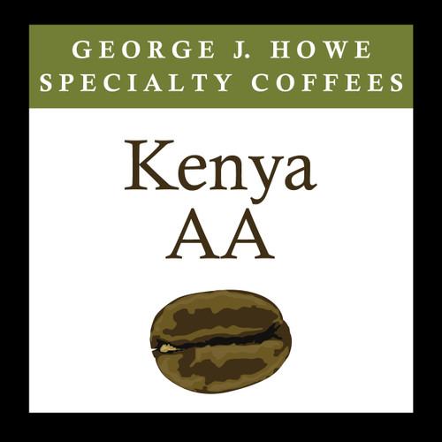 Kenya AA 12 oz. bag