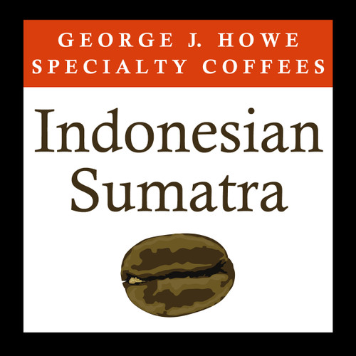 Indonesian Sumatra 12 oz. bag