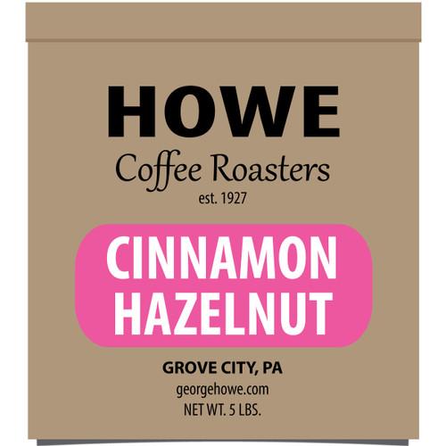 Cinnamon Hazelnut Whole Bean 5 lb. bag