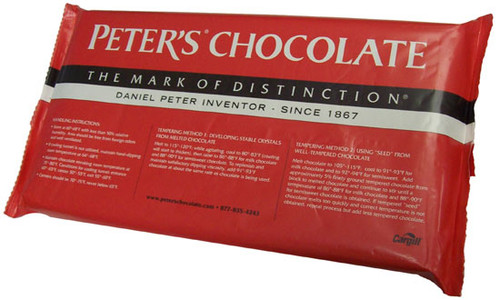 Peter's Chocolate - ULTRA 10 lb. block