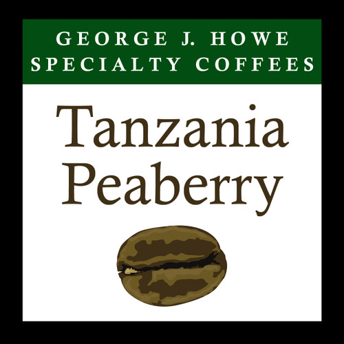 Tanzania Peaberry 12 oz. bag