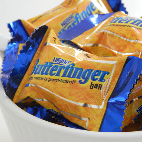Butterfinger 10 lb. case